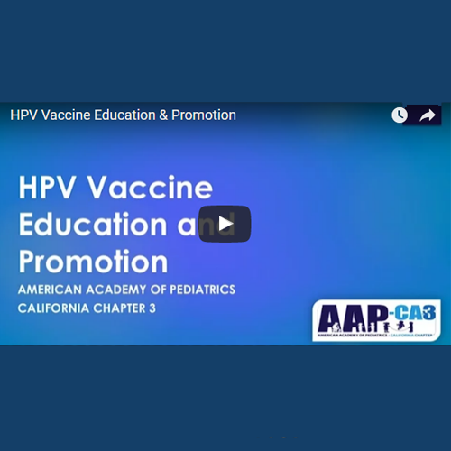 HPV Vaccine: Education & Promotion Project Launched
