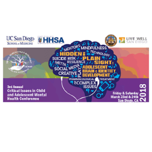 3rd Annual Critical Issues in Child & Adolescent Mental Health Conference