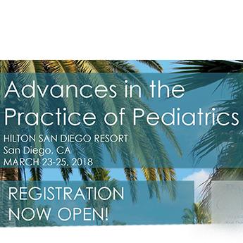 Advances in the Practice of Pediatrics